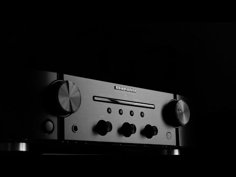 Review! The Marantz PM5005 integrated amp.