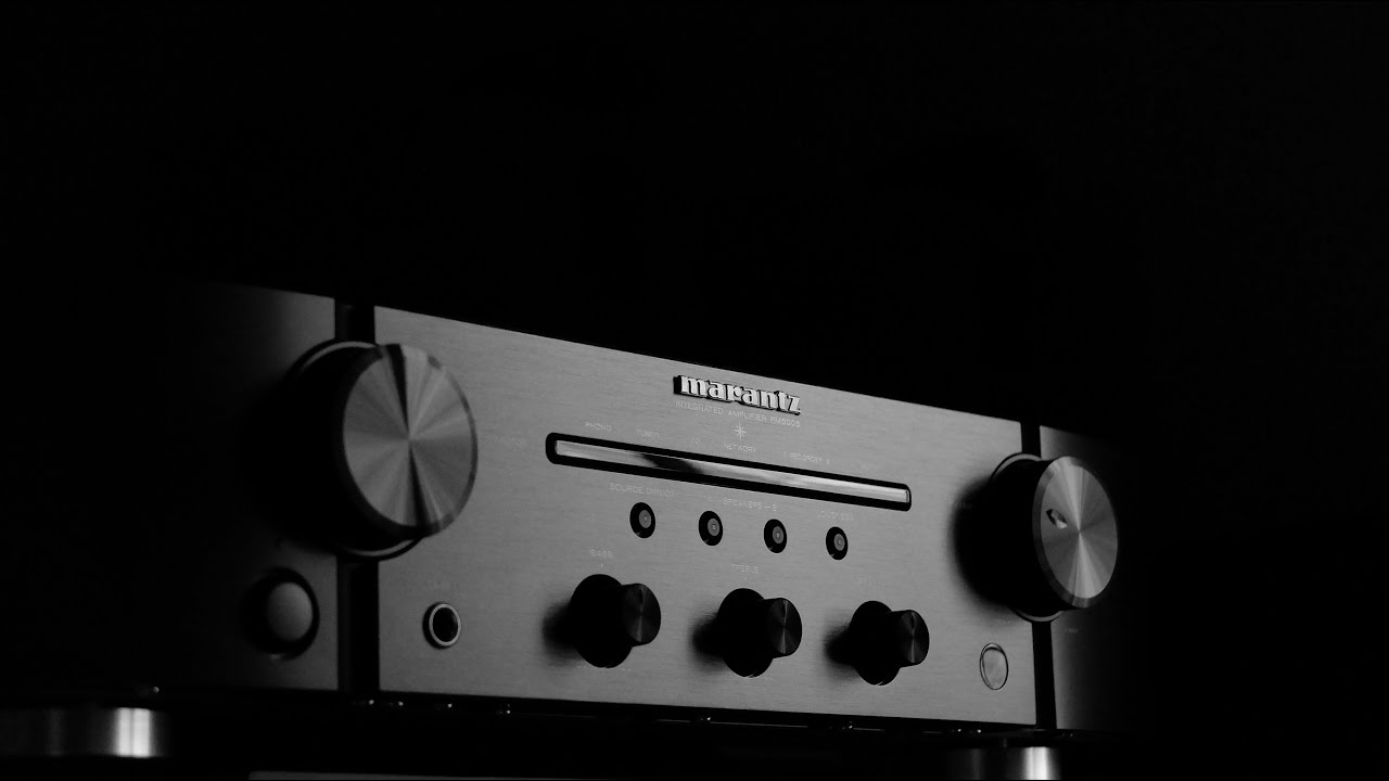 Review! The Marantz PM5005 integrated amp