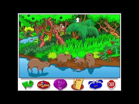 Let's Explore the Jungle (Junior Field Trips) - Part 20 (Gameplay/Walkthrough) |