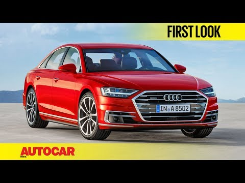 The New Audi A8 | First Look | Autocar India