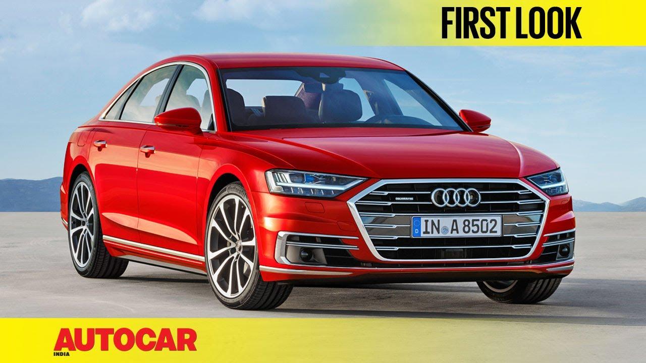 The New Audi A First Look Autocar India YouTube - Audi autocar