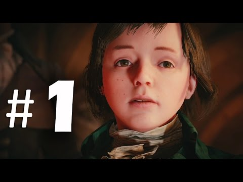 Assassin's Creed Unity Part 1 - Versailles - Gameplay Walkthrough PS4