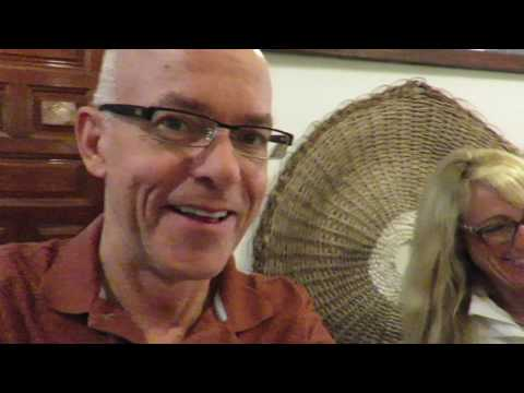 Flamenco dancing, tapas, and local wine in Cordoba Spain with Biff Palmer and Deborah Clegg