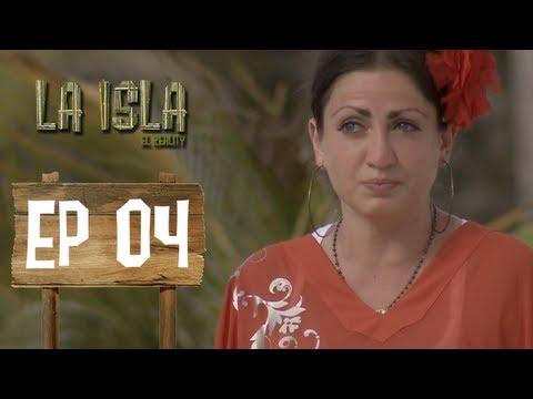 Primera Temporada - La Isla: El Reality - Capítulo 4