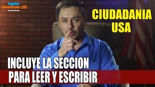 2016.EXAMEN DE LA CIUDADANIA USA.COMPLETO CON TRADUCCION. APRUEBE SU EXAMEN!