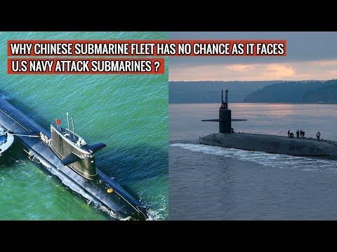 7 U.S NAVY SUBMARINE MOVES INTO THE SOUTH CHINA SEA TO CHALLENGE CHINA !