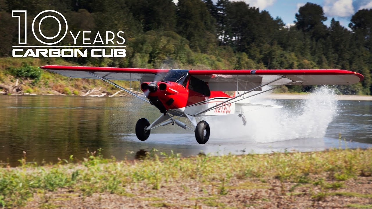 10 Years of Carbon Cub: Short Field Operations (STOL)