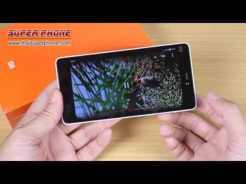 รีวิวฉบับเต็ม Xiaomi Mi 4c