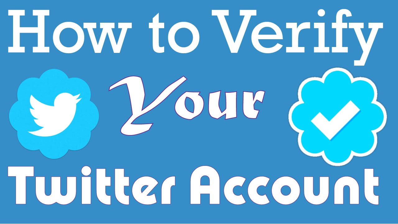 Image result for how to verify twitter account