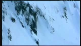 Экстремальный спуск на лыжах и сноуборде