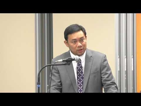 Mark Villar, Keynote Speech: Financing Infrastructure in Asia & the Pacific: Impacts and New Sources