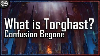 What is Torghast?