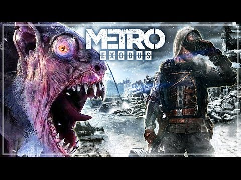 METRO EXODUS - INCREIBLES GRAFICOS! #1