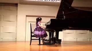 Yuri ( 6 years old) won the gold prize and the jury's special award...