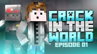 Minecraft: Crack in the World - Episode 1 - Sneaky