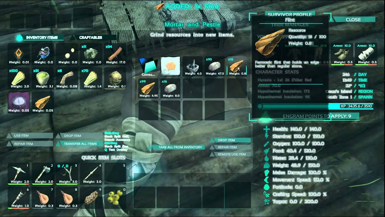 Blueprints i got from fishing on ark survival evolved fishing net joes ark tips blueprints and the bookshelf youtube malvernweather Images