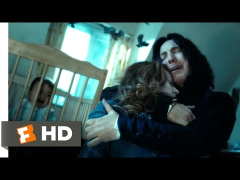 Harry Potter and the Deathly Hallows: Part 2 (3/5) Movie CLIP - Snape