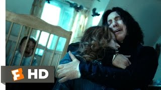 harry potter and the deathly hallows part 2 35 movie clip   snapes memories 2011 hd