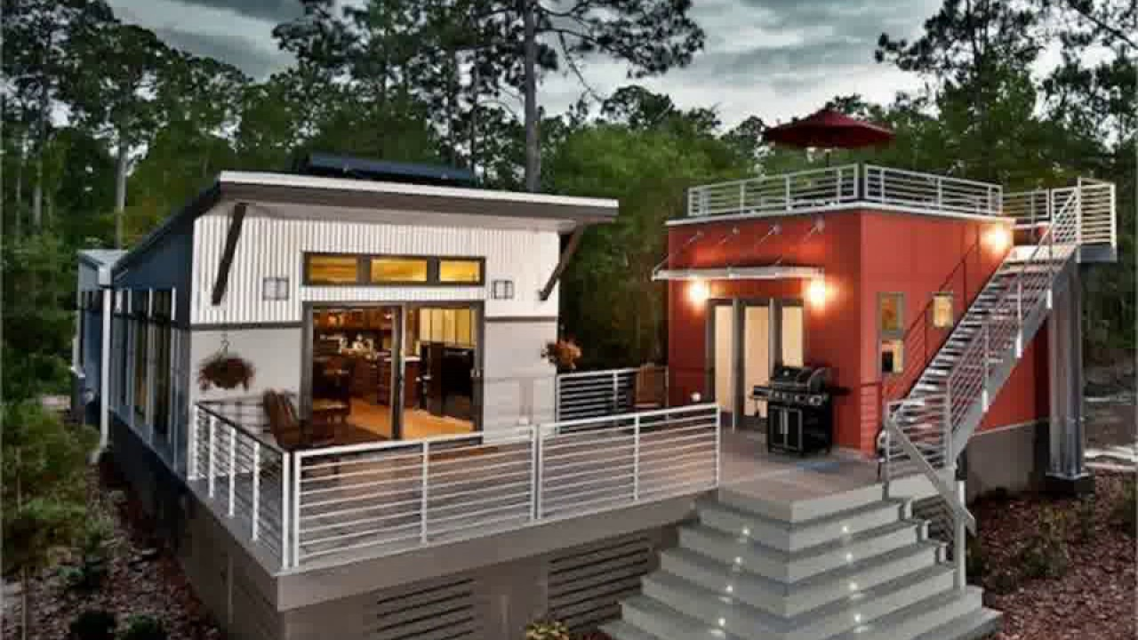 Shipping container homes build it for 50k youtube for Build a house for under 50k