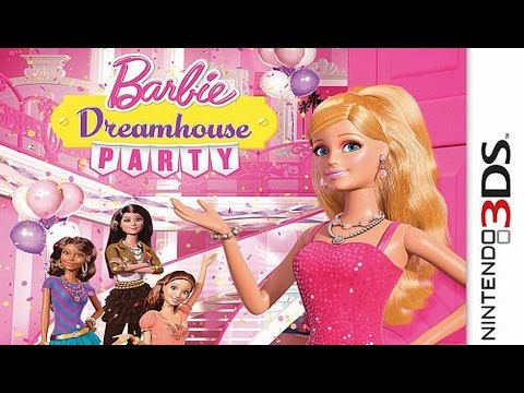 barbie 3ds