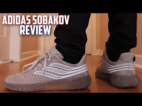 Review/- On-Feet - Adidas Sobakov Black