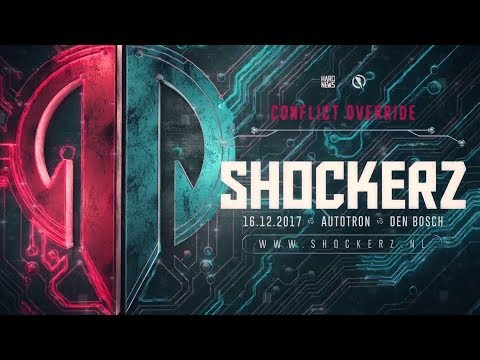 Shockerz 2017 | Conflict Override | Warm-Up Mix