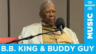 B.B. King and Buddy Guy on Meeting Jimi Hendrix // SiriusXM