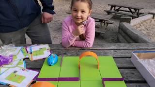 Розпакування на дитячому майданчику robot musen.