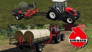 #61 Farming Simulator 19 - Będzie URSUS! + Nowości na ModHub!   FS19