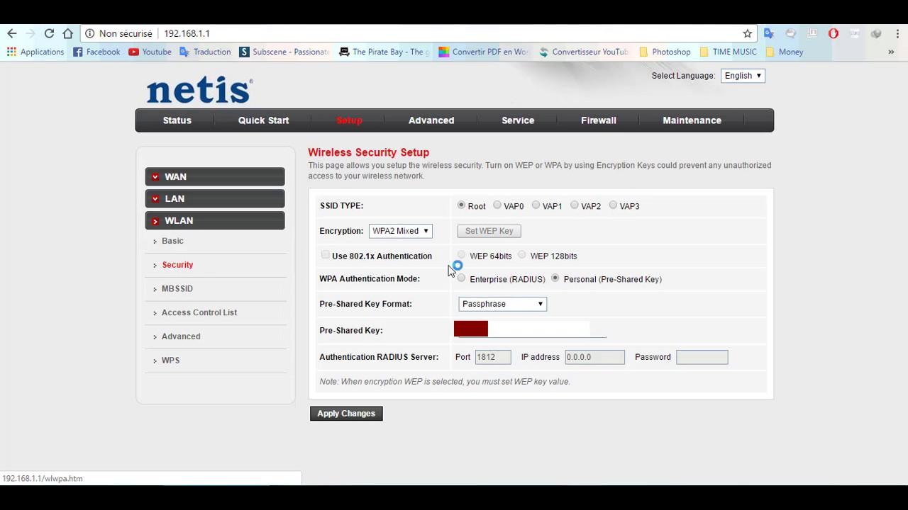 Netis DL4311D Router Drivers Windows 7