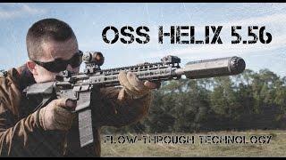 OSS Helix 5.56mm Suppressor