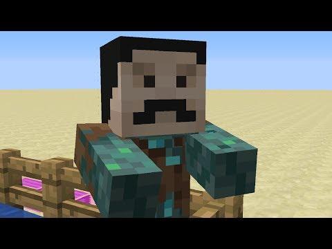 MumboJumbo is NOT AFK (Minecraft Parody)