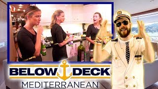 """You Absolute Oxygen Thief"" - Below Deck Mediterranean S4E2 Review"