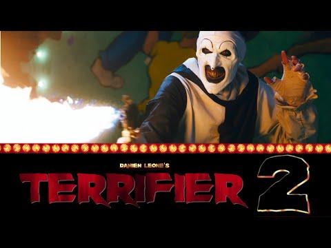 TERRIFIER 2 - OFFICIAL TEASER