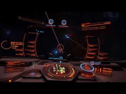 Elite Dangerous - BAX - Guerra em Li Cha - (Hedeinichs Gold Energy & Co) - 001.014