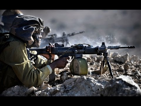 Gaza–Israel conflict. IDF In Heavy Firefights and Urban Fighting During Clashes In Gaza 1080p