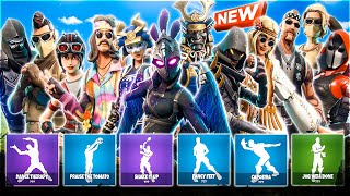 🔥 *FILTRATED* ALL NEW FORTNITE SKINS AND NEW BAILES! 🔥 (UPDATE 5.30) [Flopper]