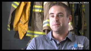 'I like being naked' fireman strips down for reality TV