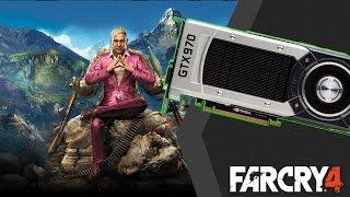Far Cry 4 - GEFORCE GTX 970 [1080p][HD]