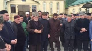 Обращение жителей сел Лаха-Варанды и Чишки к Рамзану Кадырову