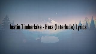 Play Hers (interlude)