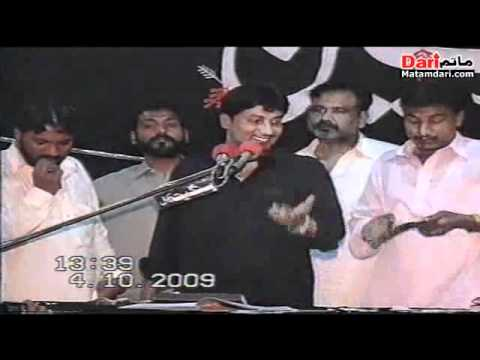 Zakir Ghulam Abbas Ratan Lahore, Best Majalis of His Life Recited at Islamabad Pakistan