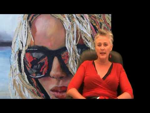 Adelaide, South Australian artist, Jane Smeets,  ART LOGIC