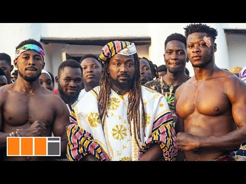 Samini - UNTAMED (Album Intro)