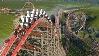 rmc wooden coaster planet coaster