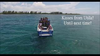 Utila - Day In The Life Episode 5: Boating Around The Island & Hangin' @ Don Quickset, Northshore
