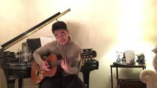 Christmas Love by Justin Bieber COVER