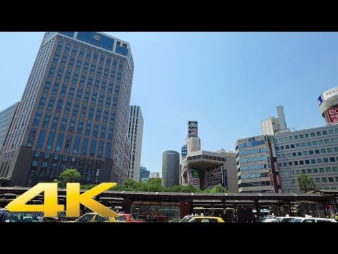 Walking around Yokohama - Long Take【神奈川・横浜】 4K