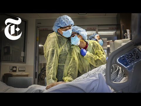 Dying Of Coronavirus: A Family's Painful Goodbye | NYT News