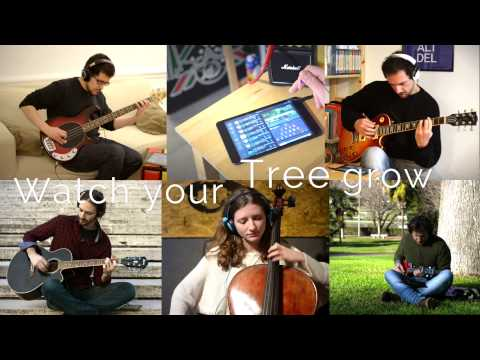 Songtree Collaborative Music Recording